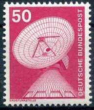 STAMP / TIMBRE ALLEMAGNE FEDERALE / GERMANY / N° 700 ** STATION TERRESTRE
