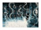 """Game Of Thrones by James Eads """"Hall of Faces"""" Print Poster Mondo Art MINT"""