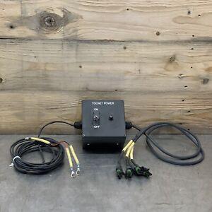 Power Distribution Box Tocnet Switch