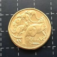 2015 AUSTRALIAN $1 ONE DOLLAR COIN