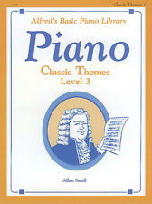 Alfred's Basic Piano Classic Themes Lv 3; Small, Alan. - 3123