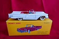 Dinky Toys Cabriolet Ford Thunderbird 1/43 Edition limitée -  Atlas N°555
