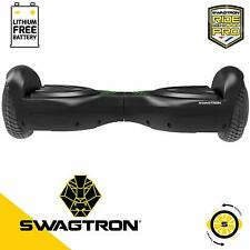 SWAGTRON Swagboard T882 Kids Hoverboard Dual 250W Motors w/ Lithium-Free Battery