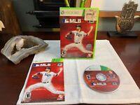 MLB 2K13 (Microsoft Xbox 360, 2013) COMPLETE+Manual Rare VG+