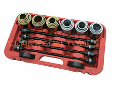 Universal Press and Pull Sleeve Kit Remove Install Bushes Bearings Garage Tool