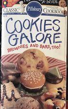 Cookies Galore Pillsbury Classic Cookbook #151 1993 Vintage Recipes Booklet