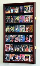 Sport Card Display Case Holds 36 Cards Pokemon Trading Collectible Playing Deck