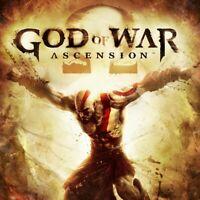 GOD OF WAR: ASCENSION Video Game Soundtrack by Tyler BATES *SEALED!* 2013 PS3!