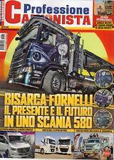 Professione Camionista 2018 234.Bisarca Fornelli-Scania 580