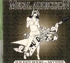 Sun Eats Hours(CD Album)Metal Addiction--New