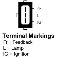 Remy 13426 Remanufactured Alternator
