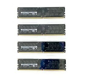 2017 iMac Pro A1862 128GB Memory Kit 4x 32GB ECC DDR4 2666MHz RAM Apple Original