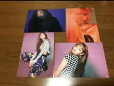 BLACK PINK Official Event Limited Bonus Random Photo Big Post Card 4 Set Comp