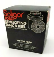 Soligar Jobo System 1000 No.1 Developing Tank w UniReel Open Box
