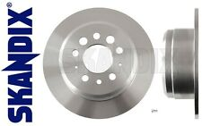 Brake disc/rotor Rear axle, one piece - Volvo 140, 164 and P1800