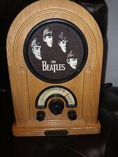 The Beatles Collection 1999 Soho Am/Fm Radio Works B679110 Music Artist vintage!