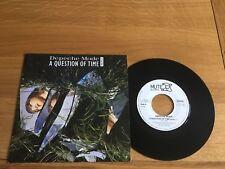 "Depeche Mode-A question of time.7"" belgium"