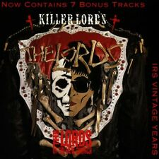 """THE LORDS OF THE NEW CHURCH - KILLER LORDS CD (BEST OF) """"SHAM 69"""" / """"DEAD BOYS"""""""