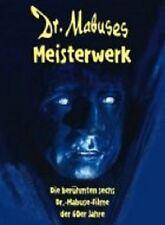 DR.MABUSES MEISTERWERK 6 DVD BOX MIT GERD FRÖBE NEU