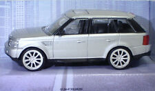 "MondoMotors 53195 RANGE ROVER Sport  ""Grey"" - METAL Scala 1:43"