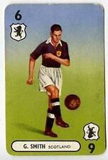 Gordon Smith, Hibernian & Scotland 1946-7