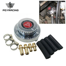 Universal Metal Adjutable Fuel Pressure Regulator Kit Carburettor Carb Engine