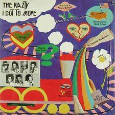 LP *** THE NAZTY - I GOT TO MOVE *****1976 ***FUNK SOUL*****RARE