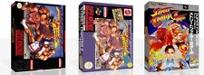 Street Fighter 2 Turbo SNES Replacement Game Case Box + Cover Art Work (No Game)