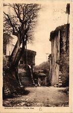 CPA SOLLIÉS VILLE Vieille Rue (411403)
