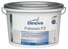 Dinova Faloxan FZ Fassadenfarbe 5 Liter - mit neuartiger Hybridtechnologie -