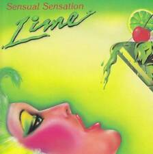 Lime -  Sensual Sensation     new cd