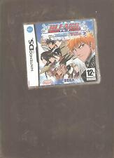 Rarissime !!! BLEACH THE BLADE OF FATE : Mythique sur  DS/3DS :   NEUF Blister