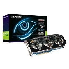 Gigabyte NVIDIA GeForce GTX 670 (2 GB) SDRAM PCI Express Video Card...