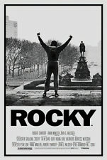 """Rocky - Movie Poster (Regular) (Sylvester Stallone - Victory Pose) (24"""" X 36"""")"""