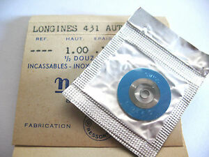 LONGINES 431,430 SWISS MADE REPLACEMENT MAINSPRING PART 771