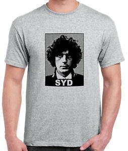 Syd Barrett grey T-shirt