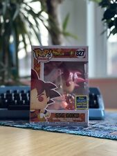 Goku Funko Pop! Dragon Ball Z - SSG Goku SDCC Summer Convention Exclusive 2020