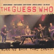 Running Back Thru Canada, Guess Who, Very Good Live