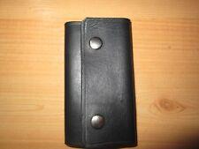 Llavero de cuero piel, porta llaves, artesano.