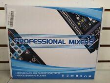 Depusheng Ht4 Professional Portable Audio Mixer Bluetooth (Shelf 20)(J)