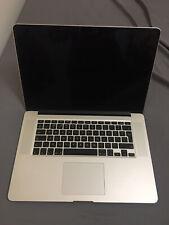 Macbook Pro Retina 15 Inch Mid 2014 1TB SSD 16B RAM 2.5ghz I7 Processor
