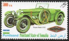 1935 FRAZER NASH Chain Gang Sports Car Automobile Stamp