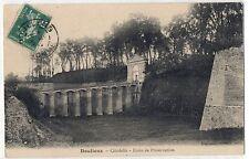 CPA 80 - DOULLENS (Somme) - Citadelle - Ecole de Préservation - Ed. decauchy