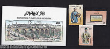 More details for luxembourg - 1998 juvalux (2nd issue) - u/m - sg 1475-7 + ms1478