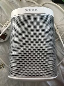 Sonos One  Wi-Fi Speaker - White Excellent Condition.