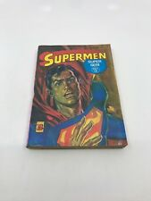 SUPERMAN #45 #46 #47 - Foreign Comic Book - 1980s 80s - DC - ULTRA RARE - 5.5 FN