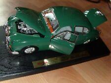 1:18 Maisto Jaguar Mark II, 2x Moto Guzzi, Mercedes, Bmw, Porsche,Ferrari