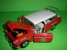 1955 CHEVY NOMAD 1/25 FIRST GEAR  TIP UP TOWN THE 1 YOU'L REC IS NEW UNOPENED F