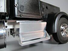 Pair Aluminum Side Step Tool Box Block Tamiya RC 1/14 Cascadia King Grand Hauler