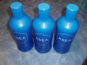 Asea REDOX $185.50 3 x 960 ml Exp 04/22+FREE 10ml R28 +FREE Post